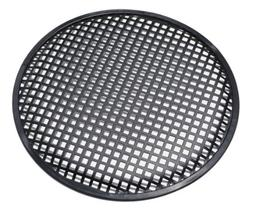 Universal 12 Inch  Subwoofer Speaker Metal Grill Waffle Cove