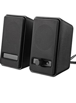 amazonbasics usb powered speakers