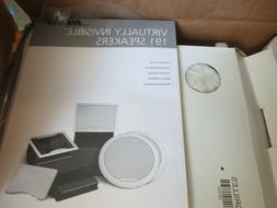Bose Virtually Invisible 191 In-Wall Speakers New in Box