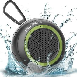TWS Waterproof Portable Bluetooth Stereo Speaker Outdoor Wir