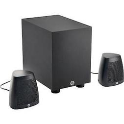 HP Wired Speakers and Subwoofer 400