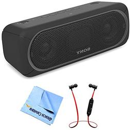 Sony XB30 Portable Wireless Speaker with Bluetooth Black 201