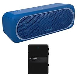 Sony XB40 Portable Wireless Speaker with Bluetooth, Blue - S