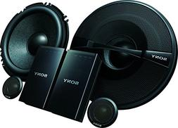 Sony XSGS1621C GS Series 6.5-Inch 2-Way Component Speakers,