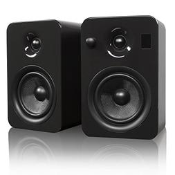 Kanto YUMI Premium Powered Bookshelf Speakers with Wireless